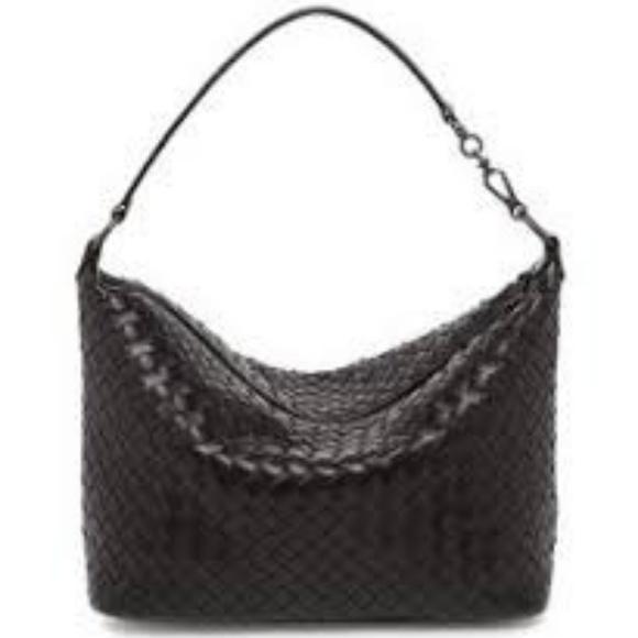 Bottega Veneta Handbags - Bottega Veneta SMALL SHOULDER BAG IN ESPRESSO c7b0a17d68b08